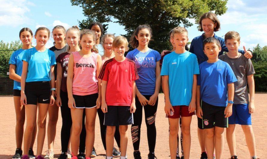 Lessings Triathleten werden von Weltmeisterin trainiert