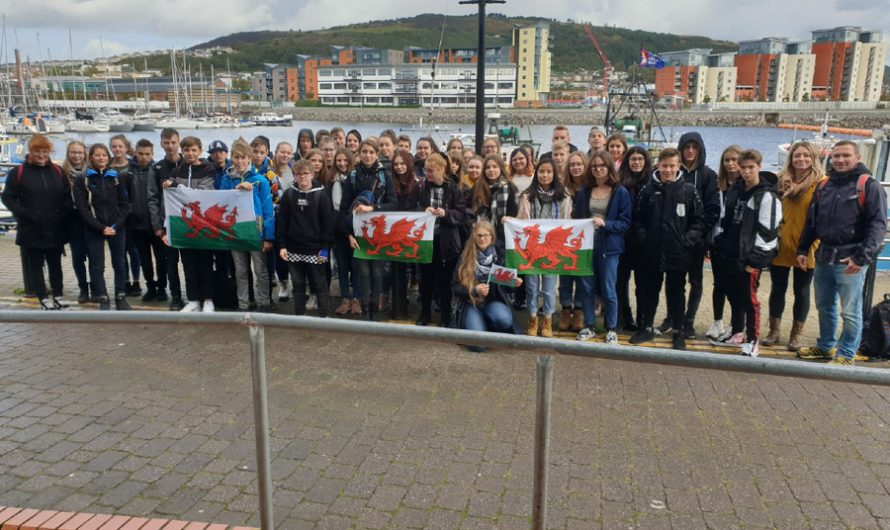 Sprachreise Wales – November 2019