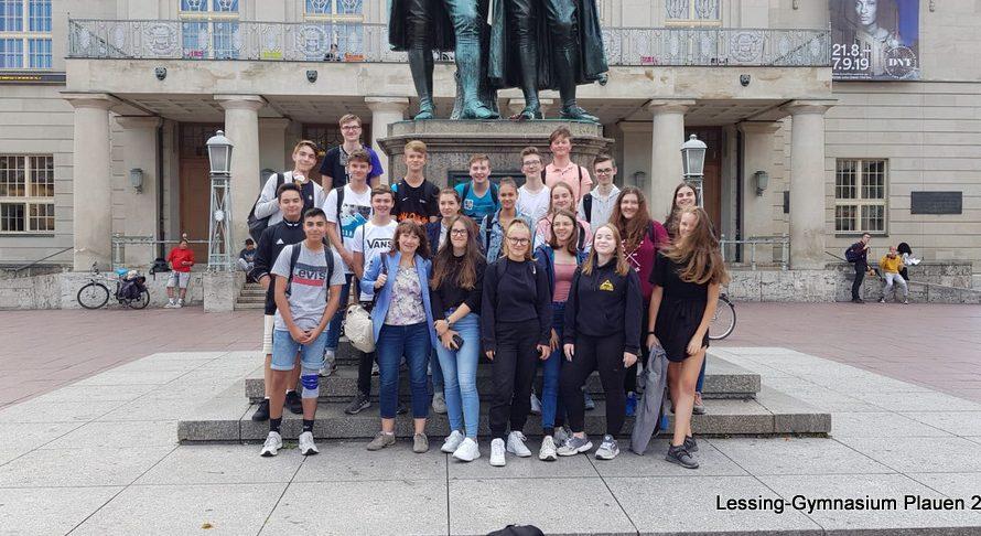 Auf Goethes Spuren 20.09.19