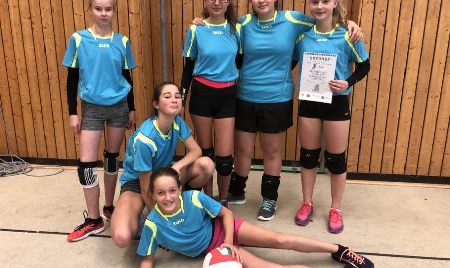 Jugend trainiert für Olympia – Volleyball WK III Mädchen / Regionalfinale