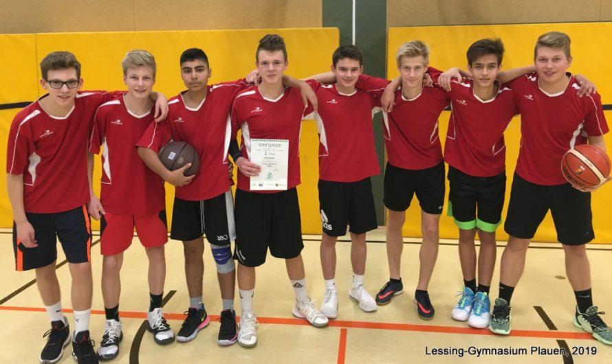 Basketballer der WK 2 qualifizieren sich für das Regionalfinale in Zwickau
