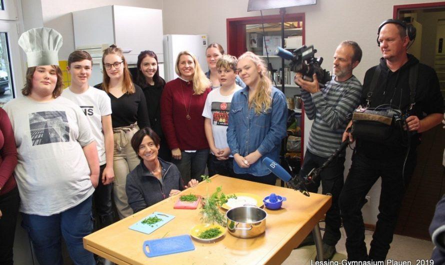 Soljanka trifft auf Hofer Schnitz – gemeinsames Kochen in Hof