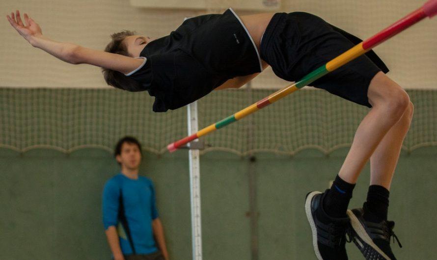 Schulrekordflut bei Meisterschaften im Hochsprung