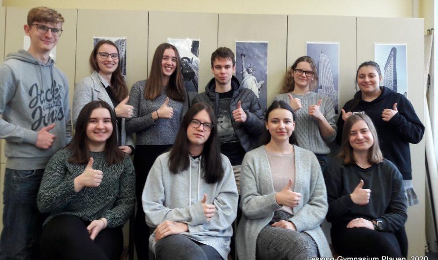CONGRATULATIONS – Cambridge-Prüfungen erfolgreich bestanden