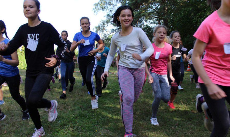 "Herbst-Crosslauf bei ""Goldenem September"" im Preißelpöhl"