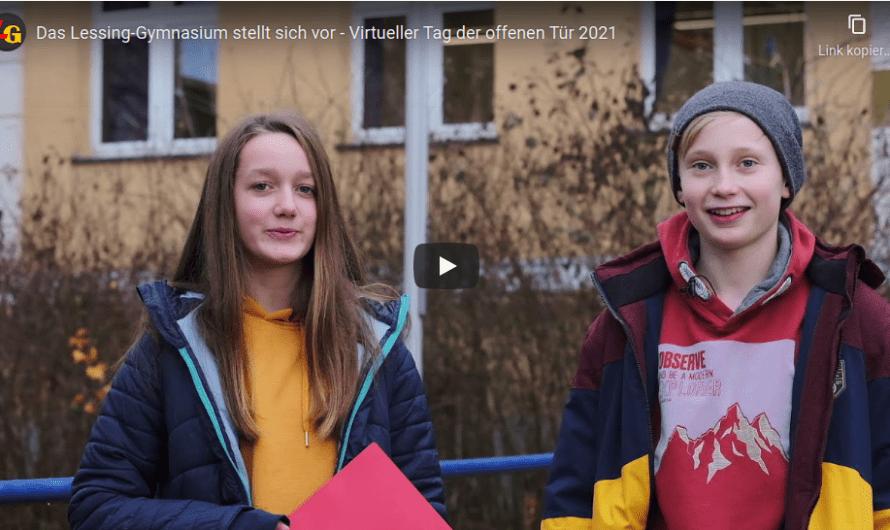 Tag der offenen Tür 2021 – virtuell mit Filmpremiere und Livestream